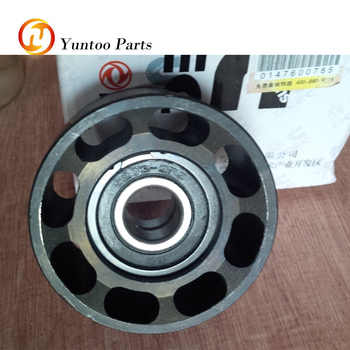 conveyor idler roller used for yutong bus and higer bus