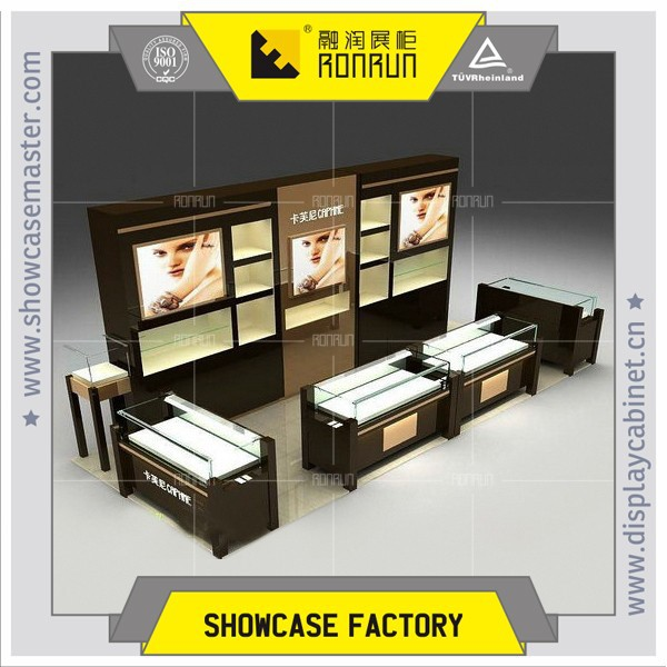 2017 Top Rated Made In China Jewelry Showroom Interior 3d