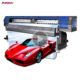 Big discount 3.2m 10ft DX5/DX7 Head 1440dpi Fast Speed Large Format Outdoor Flex Banner Printer Sticker Printing Machines