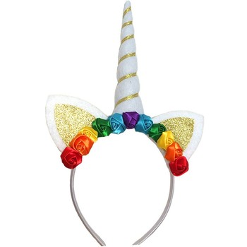 2019 Amazon Hot Headband Unicorn Party Headband Halloween Carnival Headwear