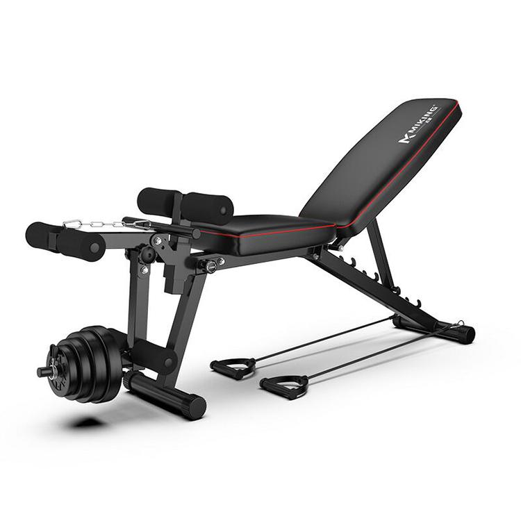 Home Gym Fitness Equipment Adjustable Indoor Weight Bench