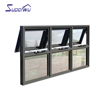 AS2047 standard aluminum chain winder awnings window with modern design
