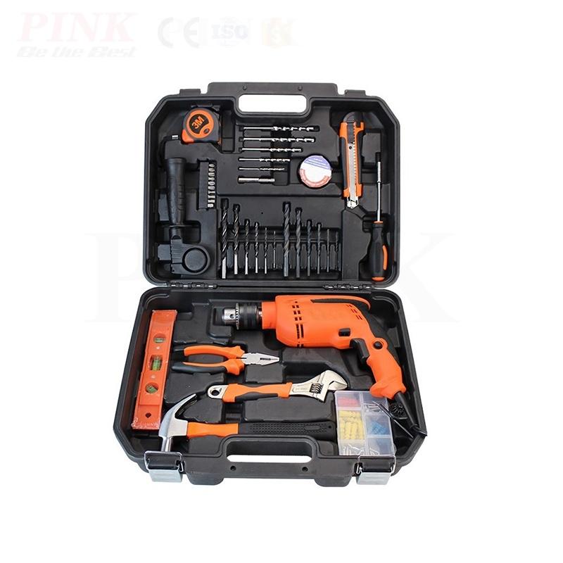Drill Power Tools Set