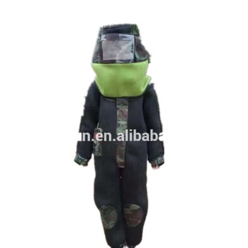 China thicken 3D net bee suit for beekeeper/ventilated bee protective clothing for sale