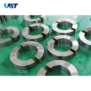 China Factory Supply SS400 Roller Disk according to drawing custom made Half ring flange