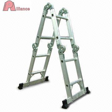 Awesome Aluminum Folding Stool Steel Trestle Multipurpose Ladder Buy Ladder Portable Ladders Warehouse Ladder Product On Alibaba Com Ibusinesslaw Wood Chair Design Ideas Ibusinesslaworg