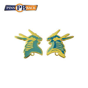 Hot sale products wholesale cheap custom enamel pins hard enamel