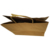 Eco Friendly Brown Kraft Paper Recyclable Bags With Handle