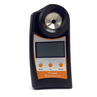 0.0-90.0%Brix and Refractive Index 1.3330-1.5177nD Digital Laboratory Refractometer