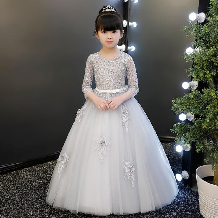 2019 manufacture high quality baby party dress Amazon <strong>fashion</strong> boutique shop party dress <strong>kids</strong> <strong>girl</strong>