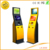 cinema ticket vending machine infrared dual screen advertising LED touch screen display coin operated kiosk with printer