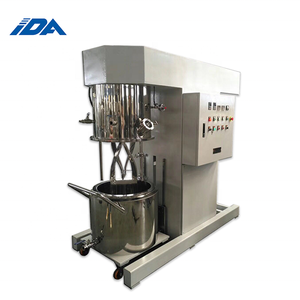 Batch Production Planetary Mixer
