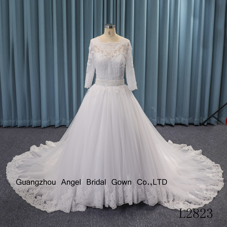 f508a1c29 مصادر شركات تصنيع فساتين الزفاف كم طويل وفساتين الزفاف كم طويل في  Alibaba.com