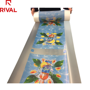 Pe Film Supplier Bottle Printing Clear Heat Hot Pallet For Wrapping Plastic Shrink Wrap
