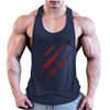 china factory wholesale mens gym vest sleeveless tank top
