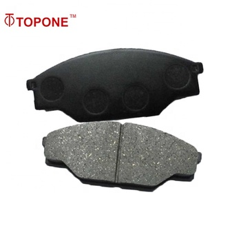 A135K MKD2027 D303 Car Auto Disc Brake Pads Manufacturer For Toyota Hiace For Hilux Dyna GDB351