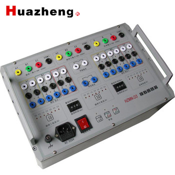 Portable Intelligent Power System Protection Relay Circuit Breaker Simulator With Best Price