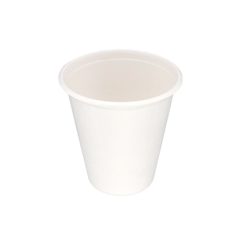 200 ML Eco-Friendly Sugarcane Juice Cup with Customized Logo