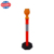 customized reflective road lane plastic delineator post
