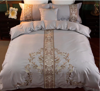 New Design home and luxury hotel 100% cotton comforter bedding sets