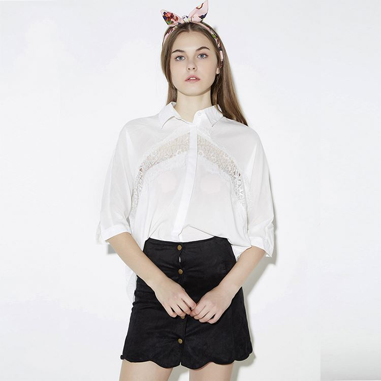women <strong>lace</strong> <strong>blouse</strong> tops long sleeve designs <strong>lace</strong> style white tops chiffon <strong>blouse</strong> woman