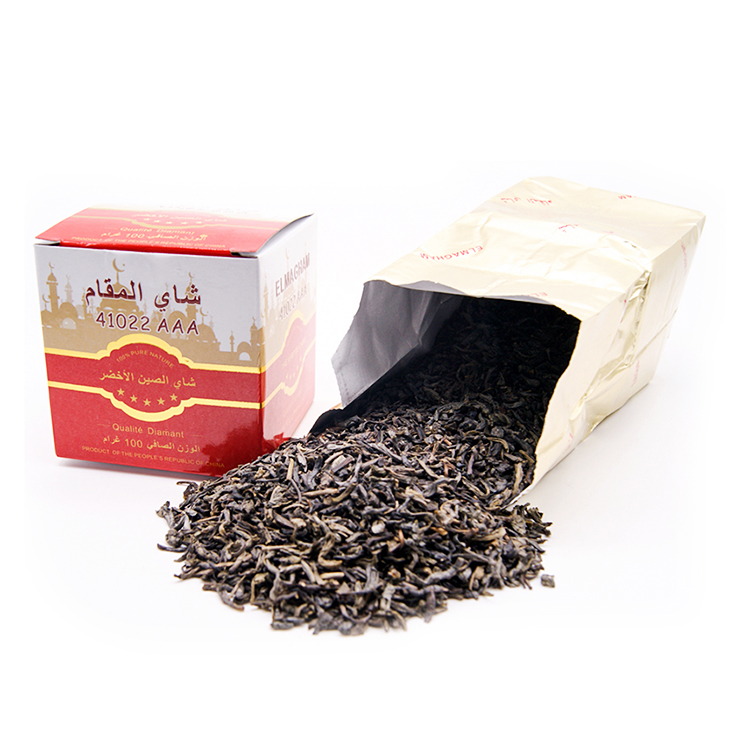 China high quality and best selling Chunmee green tea 41022AAA from tea manufacturer - 4uTea | 4uTea.com