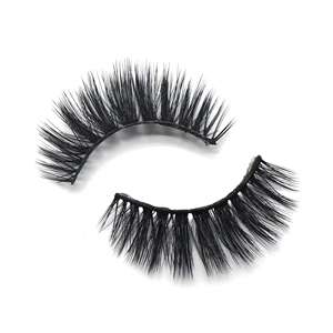 1 dollar eyelash products 1 pair luxurious eyelashes natural colour synthetic lashes