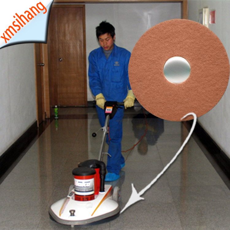 2020 Melamine Sponge Cleaning Floor Buffer Pad disc polishing