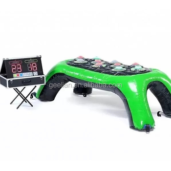 New Style Electronic Wireless Inflatable Interactive Table Light Game With IPS System For Sale