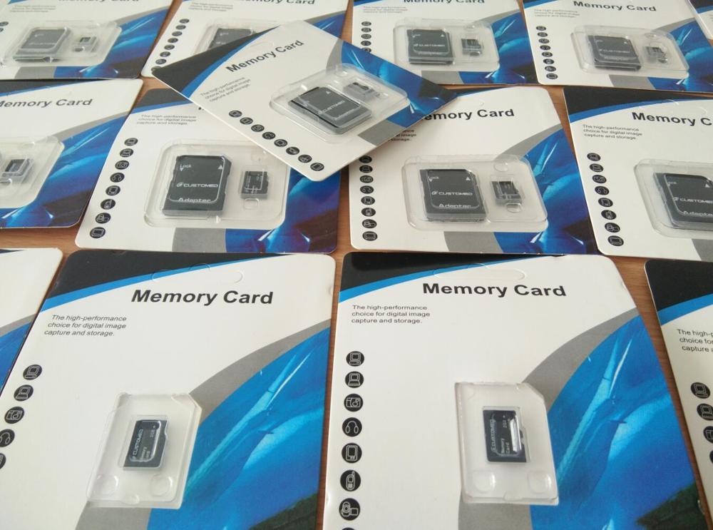 Factory Low Price Cheap 2GB 4GB 8GB 16GB 32GB 64GB 128GB256GB Capacity Memory Card Tf Sd Card
