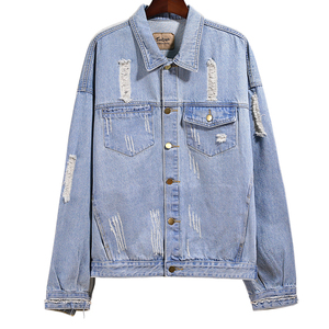 9016 Chaquetas Jean,Jacket Cowboy,Men Jacket Denim