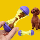 Pet Dog Cat IQ Treat Toys Bone Pet Food Dispensers Puzzle Feeders For Cats Playing Training