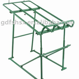 Supermarket Metal fruit vegetables rack (style-B) / vegetable stand