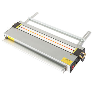 Easy Operation Acrylic Plastic PVC PP Plexiglass ABS PC bending machine for Sign Logo Making