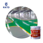 Parking lot fireproof anti-slip floor paint floor with synthetic rubber paint