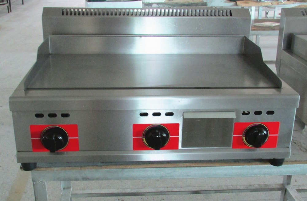 Hermoso plancha cocina profesional fotos planchas de for Plancha industrial