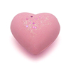 Mold OEM Individual Natural Bath Salt Heart-shaped Bath Fizzy Bombs For Sale