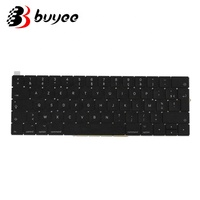 "New Touch Bar Azerty Keyboard Laptop Keyboard For MacBook Pro 13"" A1706 A1707 French Keyboard FR Layout"