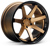 "20"" 2-PC Forged Wheels / 5x120 2-PC Gloss Black Concave Forged Alloy Wheels for M4"