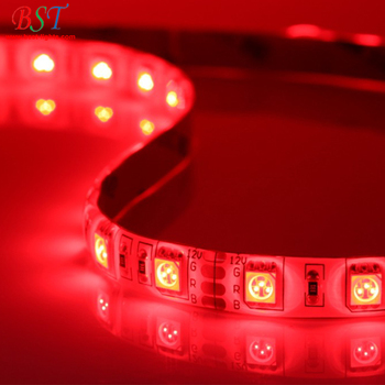 670nm 680nm 12 V Rode SMD 5050 led strip