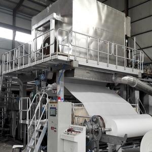 Toilet tissue paper making machine napkin facial tissue paper making machine