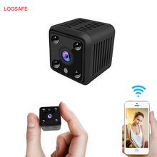 Volle HD 720 P batterie powered kamera Infrarot Nachtsicht mini wifi spy kamera Motion Detection drahtlose versteckte kamera