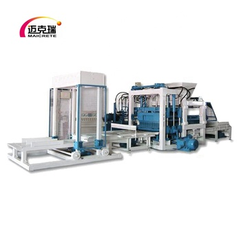 hot sale making machine concrete block
