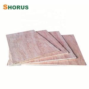 Commercial plywood for packaging and decoration pine/bintangor face poplar core E1 glue 1220*2440*3-21mm