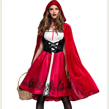 Evil Red Riding Hood By Omaroman Red Riding Hood Costume Diy