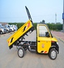 EEC certificated cheap hot sale mini truck 4 wheels small electric truck for 2 seats