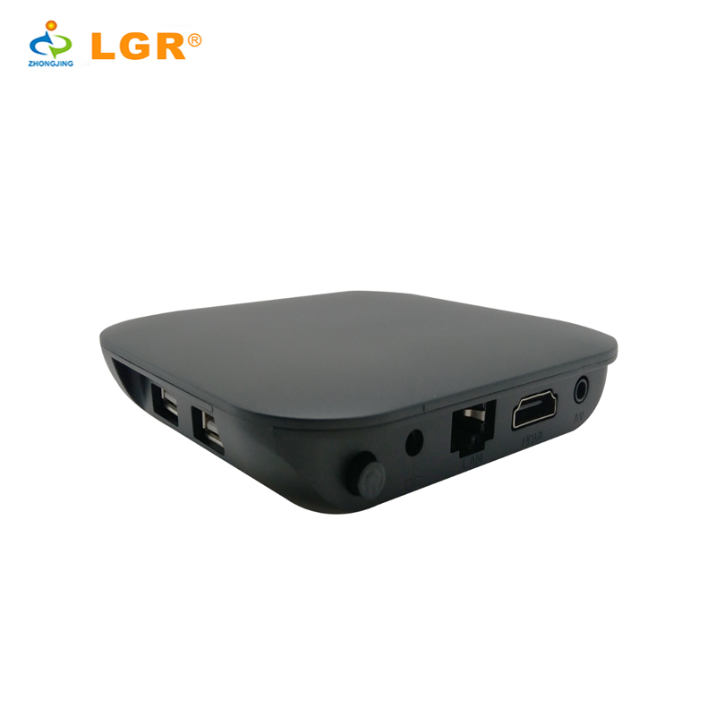 China custom practical android iptv 2gb ram smart tv box with <strong>WiFi</strong>