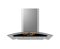 60CM High performance Touch switch Stainless steel Range Hood