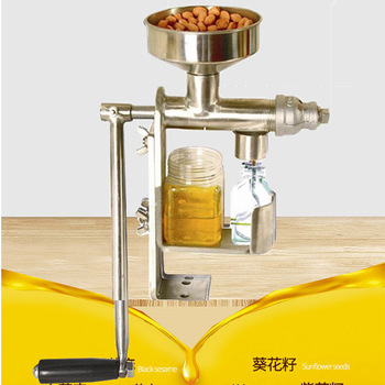 hand operated ground nut oil press coconut oil making machine price in sri lanka