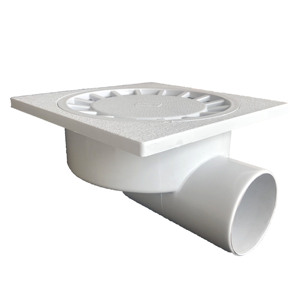 Pvc floor drain cover anti odor floor drain bathroom